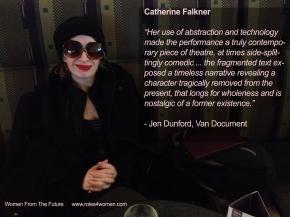 Catherine Falkner